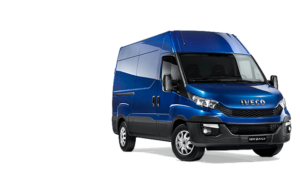Iveco Daily Horse on Wheels