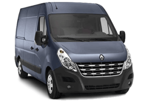 Renault Master Horse on Wheels