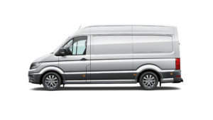 Volkswagen Crafter Horse on Wheels